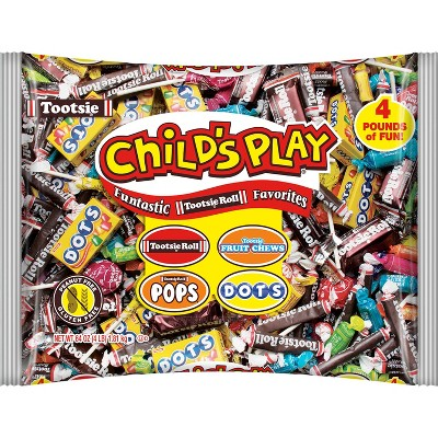 Tootsie Roll Child's Play Variety Pack - 4lb