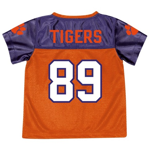 newest collection 9c0fd 62aed Athletic Jerseys Clemson Tigers 2T