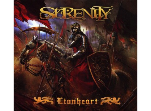 Serenity - Lionheart (CD) - image 1 of 1