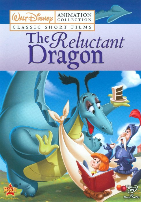 Walt Disney Animation Collection: Classic Short Films, Vol. 6 - The Reluctant Dragon - image 1 of 1