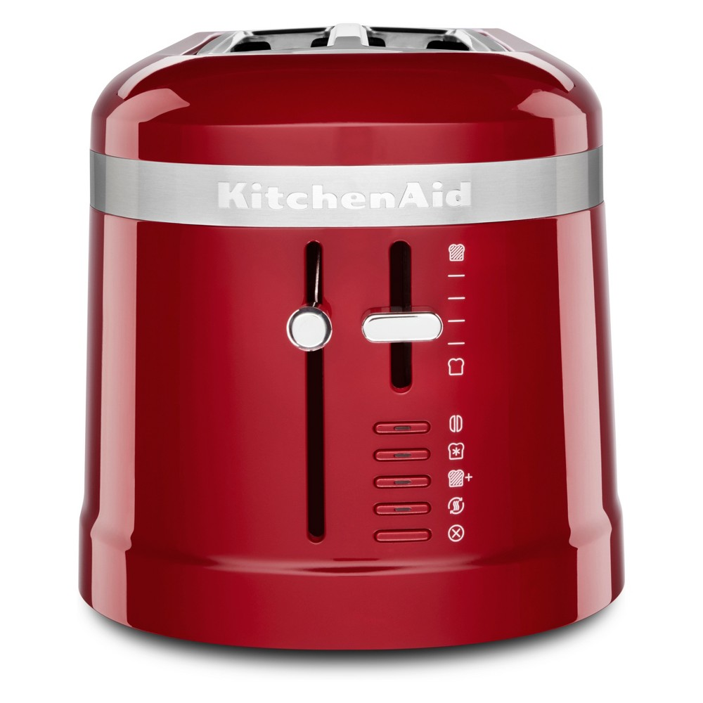KitchenAid 4 Slice Long Slot Toaster Empire Red – KMT5115ER 53751981