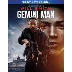 Gemini Man (Blu-ray + DVD + Digital)