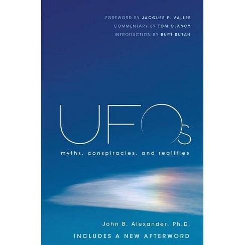UFOs - by  John B Ph D Alexander (Paperback) - image 1 of 1
