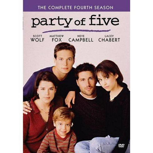 Party of Five: The Complete Fourth Season (DVD) - image 1 of 1