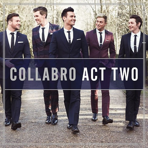 Collabro - Act two (CD) - image 1 of 1