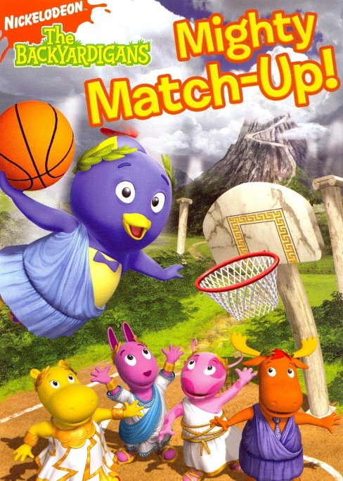 The Backyardigans: Mighty Match-Up! - image 1 of 1