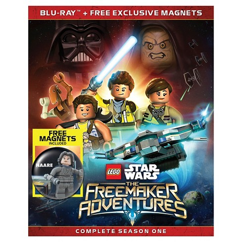 Lego Star Wars: The Freemaker Adventures (Blu-ray) - image 1 of 1