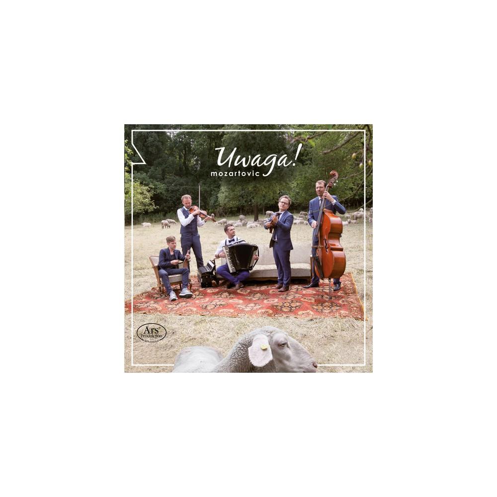 Uwaga! - Mozartovic (CD), Classical Music