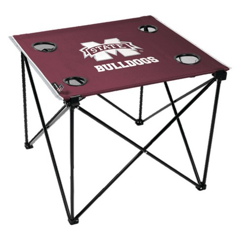 NCAA Mississippi State Bulldogs Portable Table - image 1 of 1