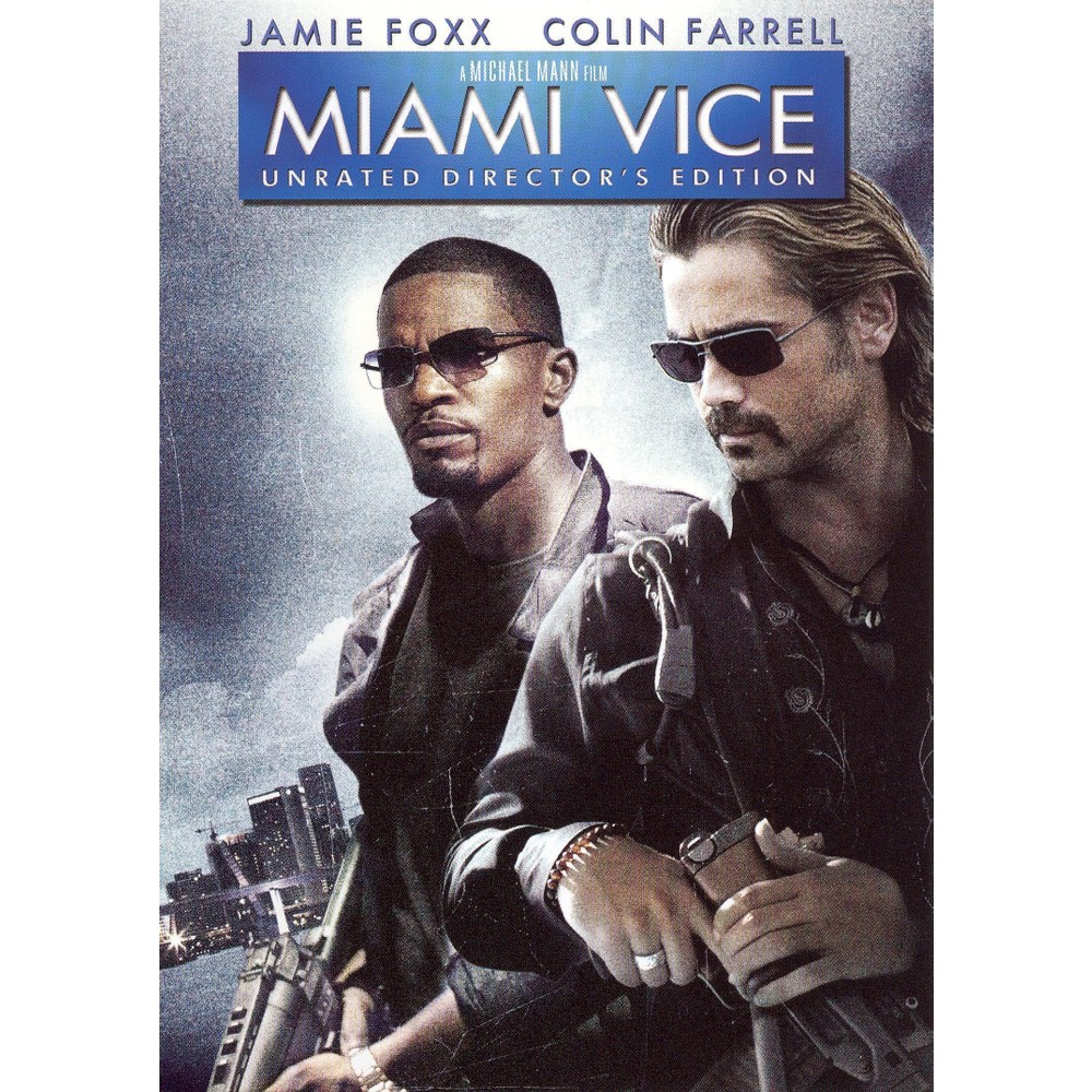 Miami Vice (Unrated Director's Edition) (dvd_video)