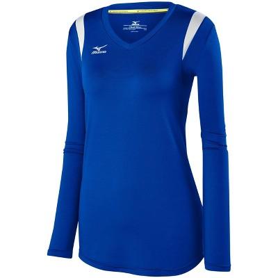 Mizuno Women's Balboa 5.0 Long Sleeve Volleyball Jersey