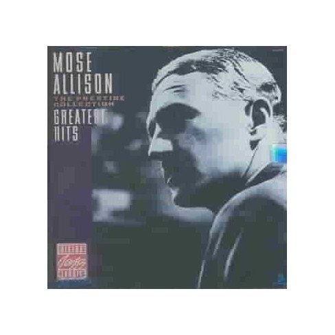 Mose Allison - Greatest Hits (CD) - image 1 of 1