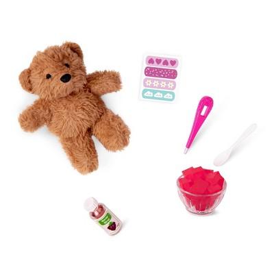 "Our Generation Teddy Bear Set for 18"" Dolls - Snuggle & Snuffle"