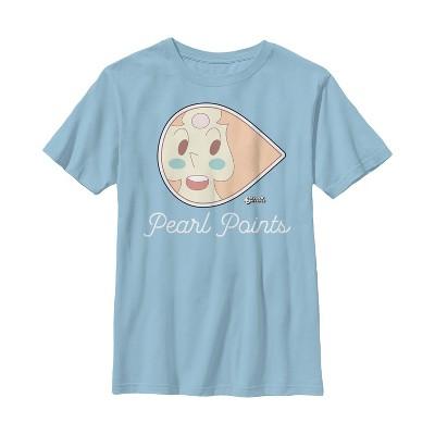 Boy's Steven Universe Pearl Points T-Shirt