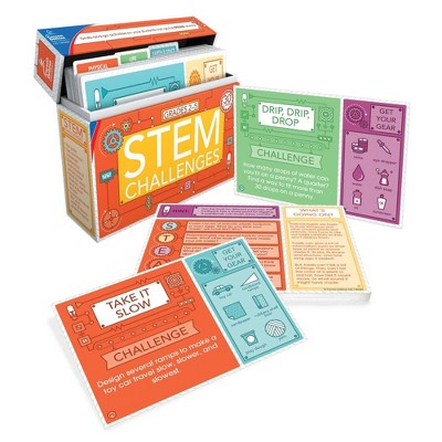 STEM Challenges for Grades 2-5 - Carson Dellosa