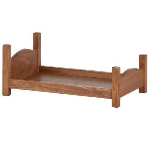 Remley Rebekah's Collection Kids Wooden Doll Bed - Ships Assembled - image 1 of 4
