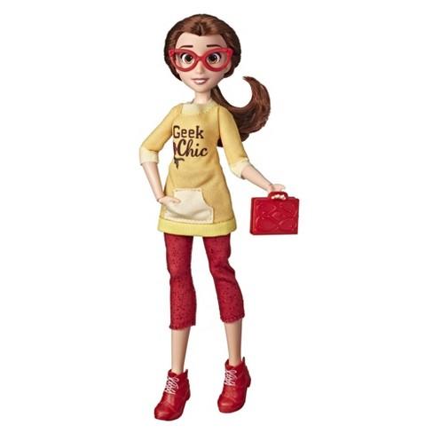 Disney Princess Comfy Squad Belle Doll - image 1 of 4