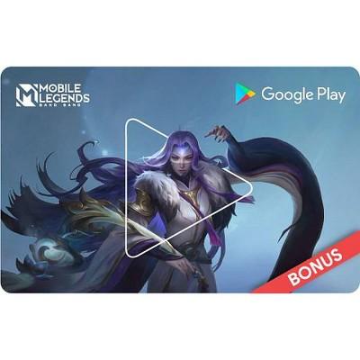 Google Mobile Legends Promo Gift Card