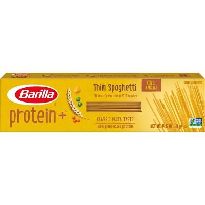 Barilla ProteinPLUS Multigrain Thin Spaghetti Pasta - 14.5oz