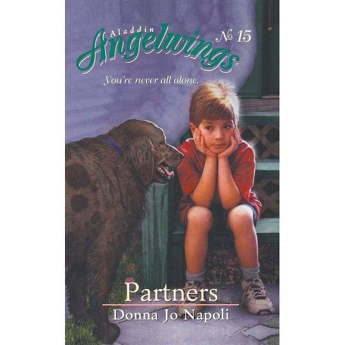 Partners - (Aladdin Angelwings) by  Donna Jo Napoli (Paperback) - image 1 of 1