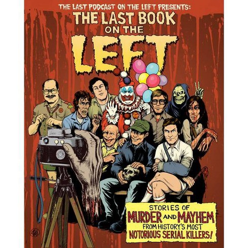 The Last Book On The Left By Ben Kissel Marcus Parks Henry Zebrowski Hardcover Target Discussion community for youtube channels adam lz, jimmy oakes, and more!. the last book on the left by ben kissel marcus parks henry zebrowski hardcover
