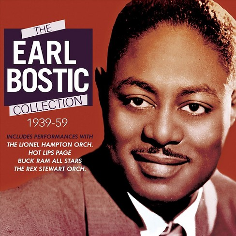 Earl Bostic - Earl Bostic Collection:1939-1959 (CD) - image 1 of 1