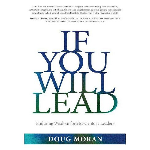 If You Will Lead - by  Doug Moran (Paperback) - image 1 of 1