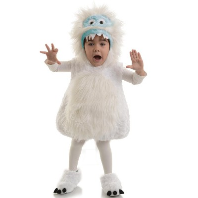 Underwraps Costumes Snow Monster Toddler Costume