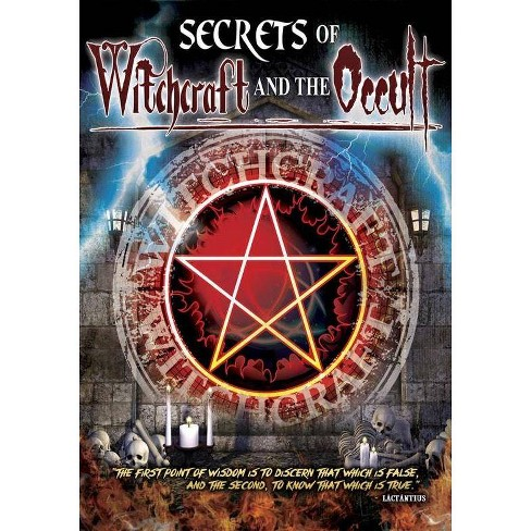 Secrets of Witchcraft & The Occult (DVD)