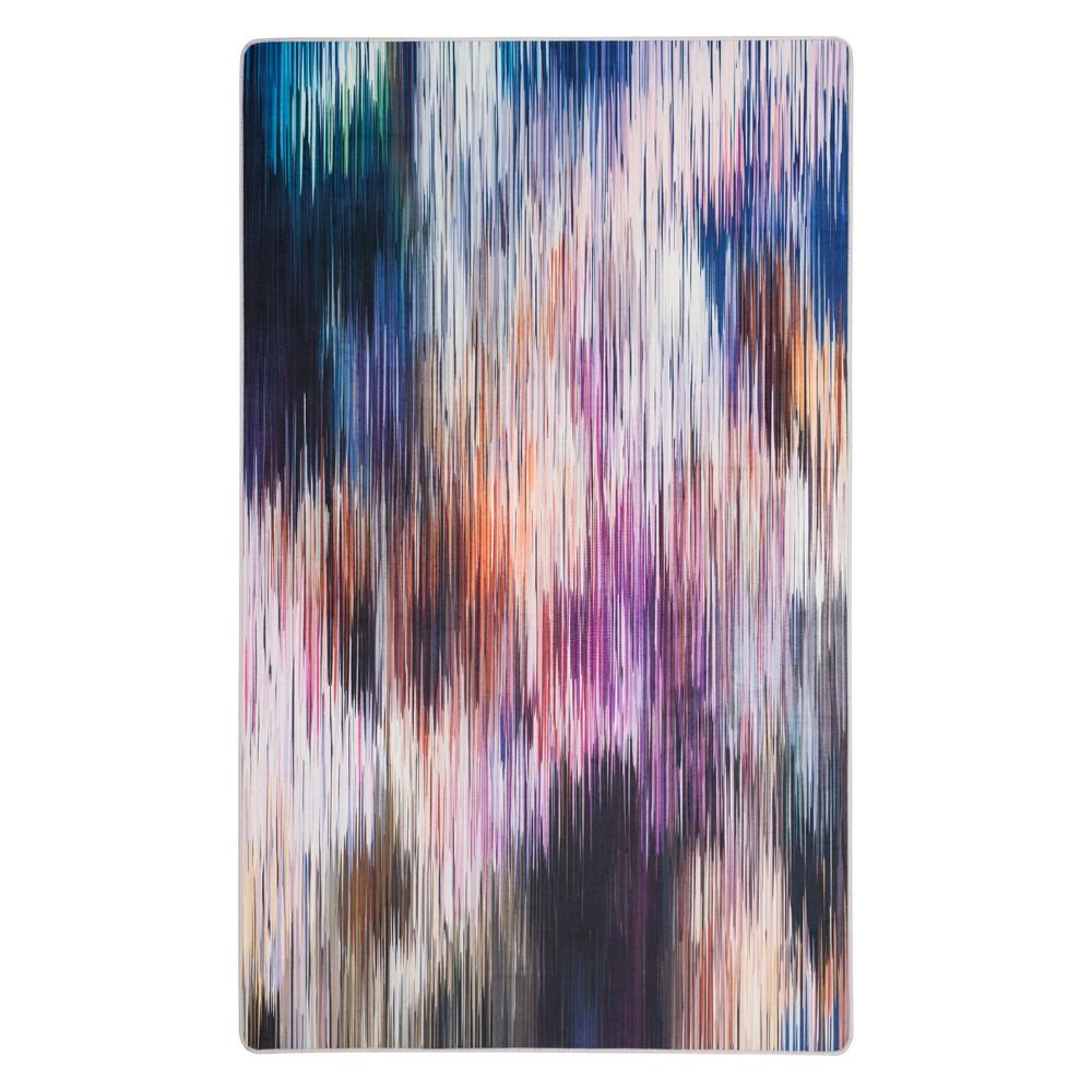 4'X6' Galaxy Loomed Area Rug Ivory/Purple - Safavieh, White