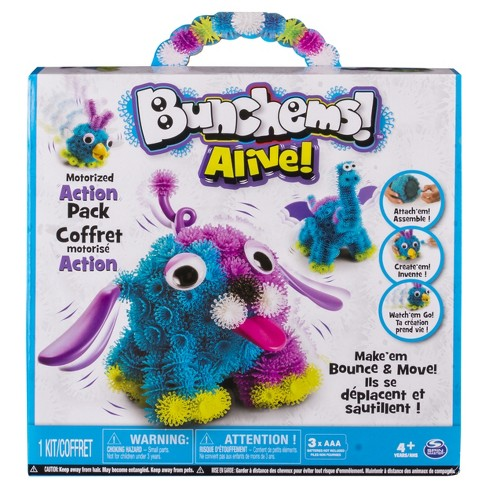 Bunchems Alive - Motorized Action Pack - image 1 of 9