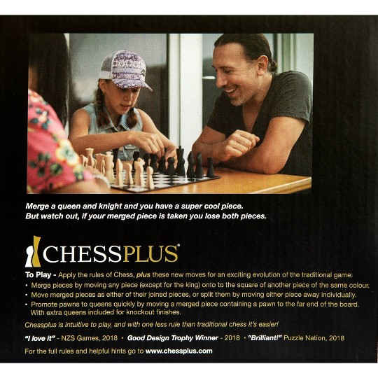 Chessplus Board Game, board games image number null