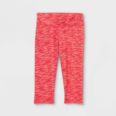 Toddler Girls' Capri Activewear Leggings - Cat & Jack™ Pink