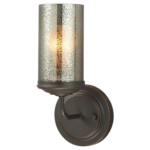 Sea Gull Lighting Sfera One Light Bath Sconce in Autumn Bronze - image 1 of 1