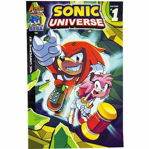 Sonic The Hedgehog Sonic Universe 87 Shattered 1 Comic Book Target