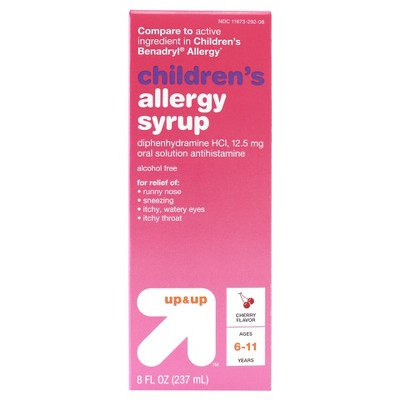 up & up Children's Allergy Relief (Compare to Benadryl)