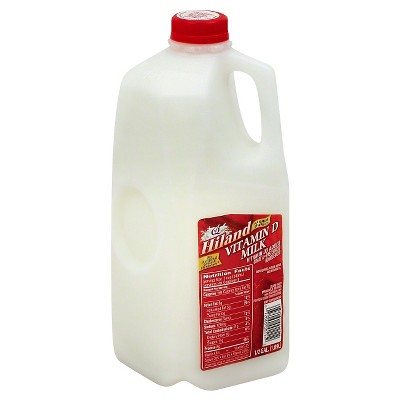 Hiland Vitamin D Milk - 0.5gal