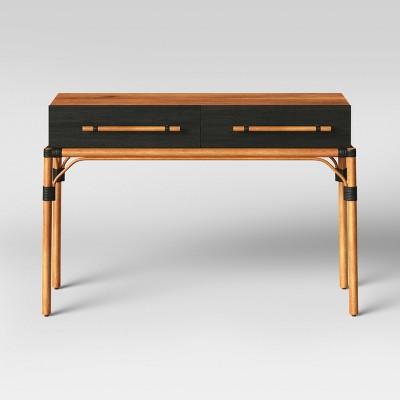 Mokara Console Table Brown   Opalhouse™