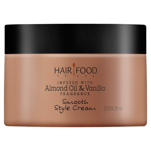 Hair Food Almond Oil & Vanilla Smooth Style Cream - 3.2 fl oz - image 1 of 2