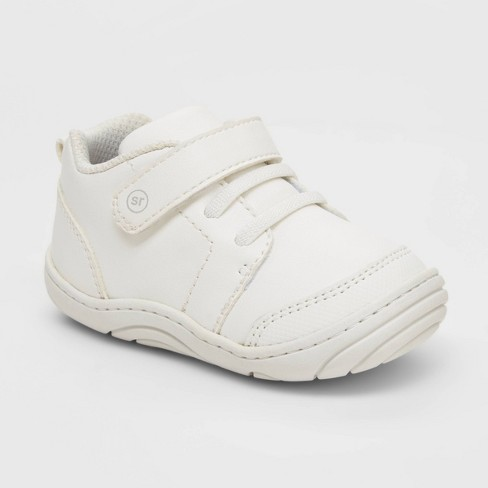 Baby Surprize by Stride Rite Palmer Sneakers - White - image 1 of 4