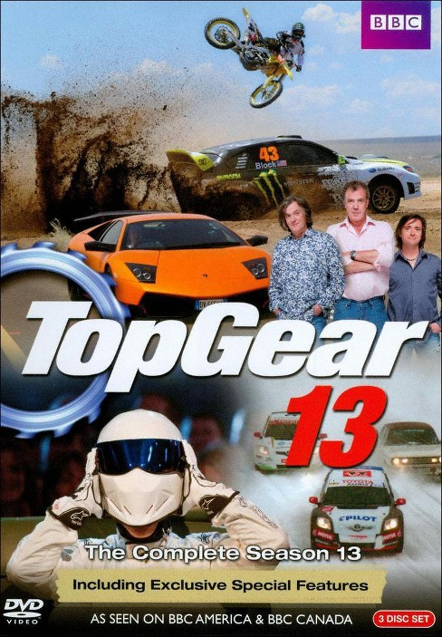 Top gear 13 (DVD) - image 1 of 1