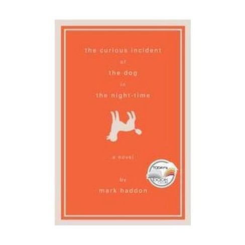 Curious Incident Of The Dog In The Night Time Hardcover Mark