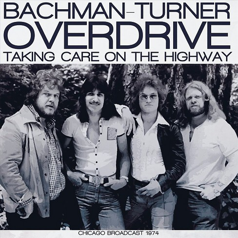 Backman-turner overd - Taking care on the highway (Vinyl) - image 1 of 1