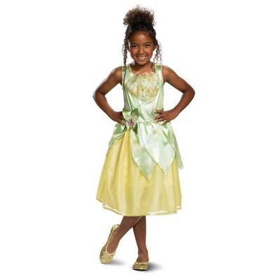 Kids' Disney Princess Tiana Halloween Costume Dress