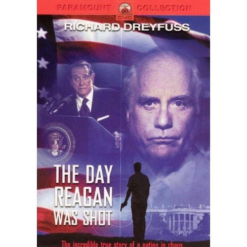 The Day Reagan Was Shot (DVD) - image 1 of 1
