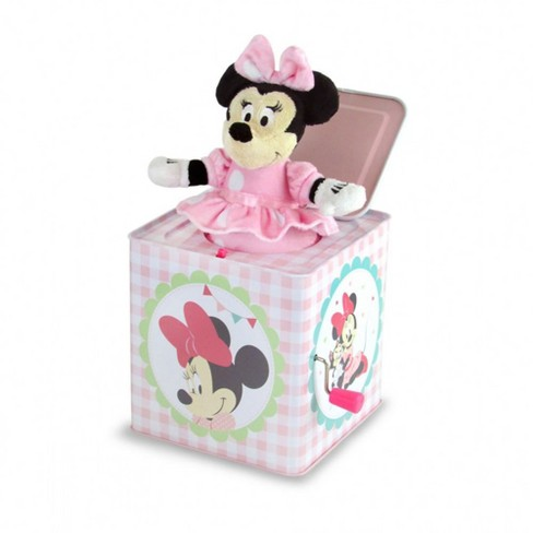 Kids Preferred Minnie Mouse Jack in the Box - image 1 of 4