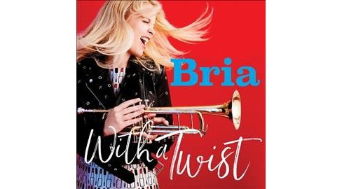Bria Skonberg - With A Twist (CD) - image 1 of 1