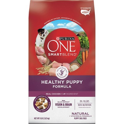 Purina ONE SmartBlend Healthy Puppy Dry Dog Food