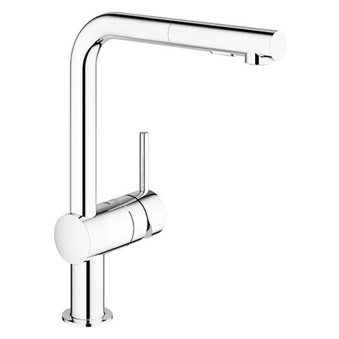 Grohe America, Inc 30 300 Minta Pull-Out Spray Kitchen Faucet