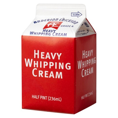 Anderson Erickson Heavy Whipping Cream - 0.5pt - image 1 of 1